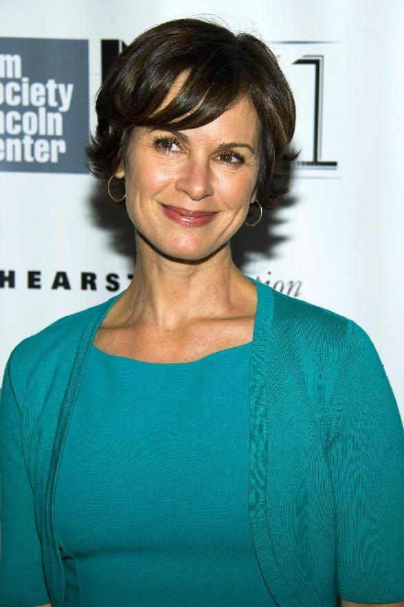 """FILE - This Oct. 8, 2013 file photo shows ABC News anchor Elizabeth Vargas at the New York Film Festival premiere of """"All Is Lost"""" in New York. In an interview aired on """"Good Morning America,"""" on Friday, Jan. 24, 2014, Vargas publicly acknowledged that she's an alcoholic, and said it took her years to admit it. (Photo by Charles Sykes/Invision/AP, File)"""