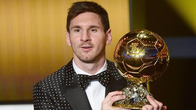 Ballon d'Or - Messi, le tenant du titre est devenu prenable