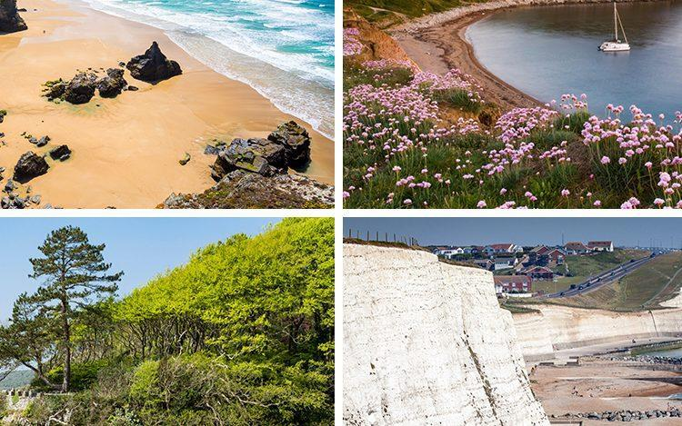 The UK has lots of lovely, uncrowded beaches – if you know where to look