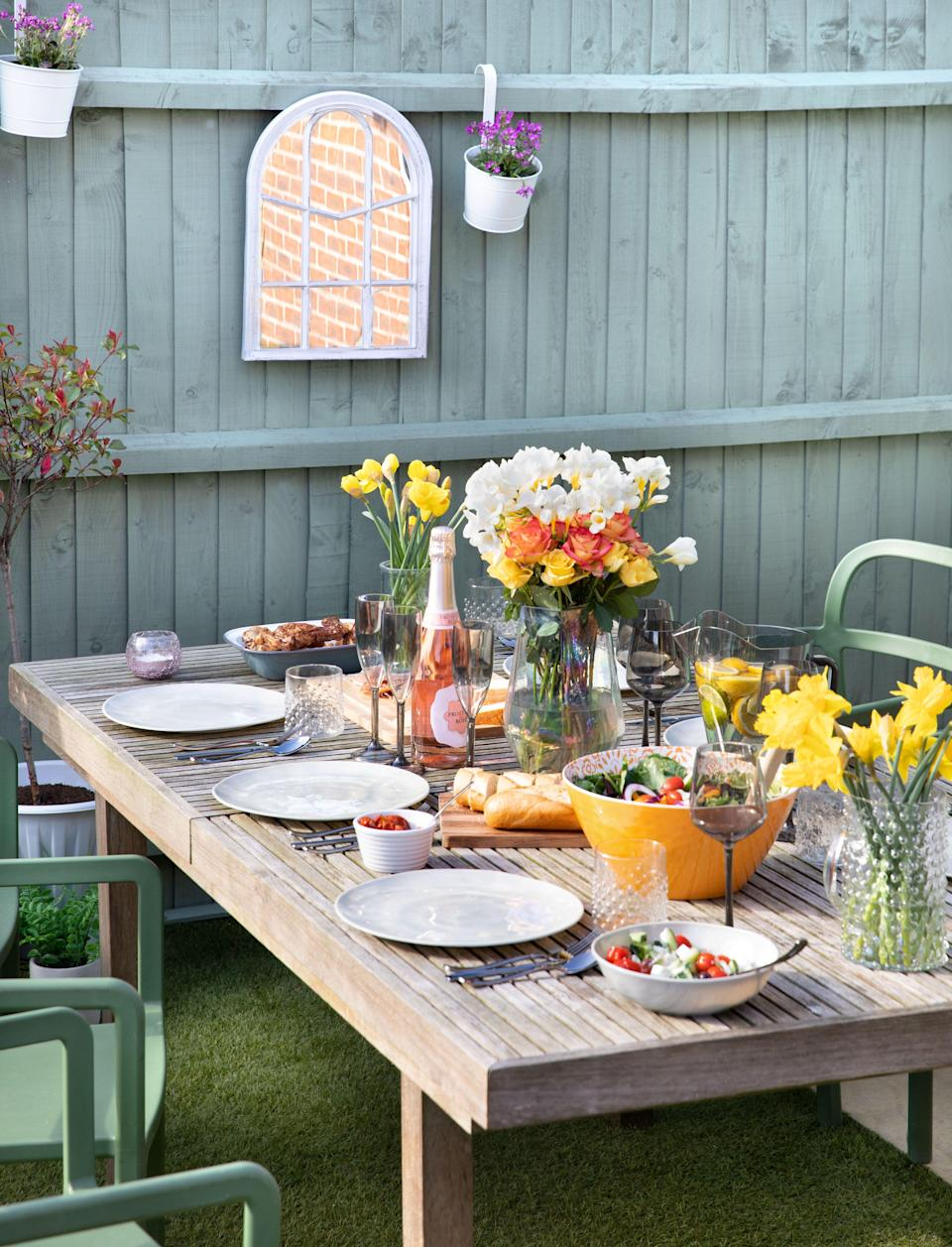 """<p><strong>Poundland has launched a new affordable outdoor range to help you smarten up your <a href=""""https://www.housebeautiful.com/uk/garden/a35900181/spring-summer-gardening-trends/"""" rel=""""nofollow noopener"""" target=""""_blank"""" data-ylk=""""slk:garden"""" class=""""link rapid-noclick-resp"""">garden</a> for less this summer. Starting from just £1, shoppers can choose from garden accessories, dining essentials and useful </strong><strong>tools to help make maintaining the garden easy.<br></strong><br>Kevin Jones, Head of Outdoor Fun at <a href=""""https://www.poundland.co.uk/"""" rel=""""nofollow noopener"""" target=""""_blank"""" data-ylk=""""slk:Poundland"""" class=""""link rapid-noclick-resp"""">Poundland</a>, says: '2021 will be a summer to remember for everyone, and our new outdoor ranges will help customers to create special alfresco memories – no matter how big or small and whatever their budget. We're really proud to be able to deliver our best outdoor and gardening range to date – in what has been a challenging year for everyone – so bring on the summer!'</p><p>Take a look at some of Poundland's highlights below...</p>"""