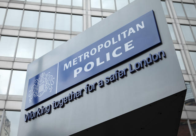 The Metropolitan Police answers more than 4.5 million calls per year. In 2019, there were 175,000 calls recorded as misuse calls. (Getty)