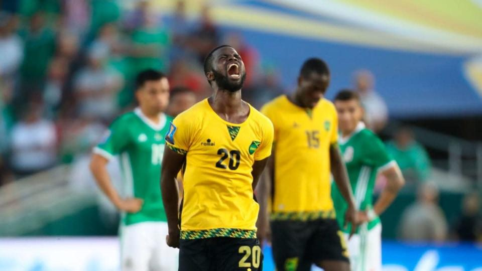 Mexico v Jamaica: Semifinal - 2017 CONCACAF Gold Cup | Omar Vega/Getty Images