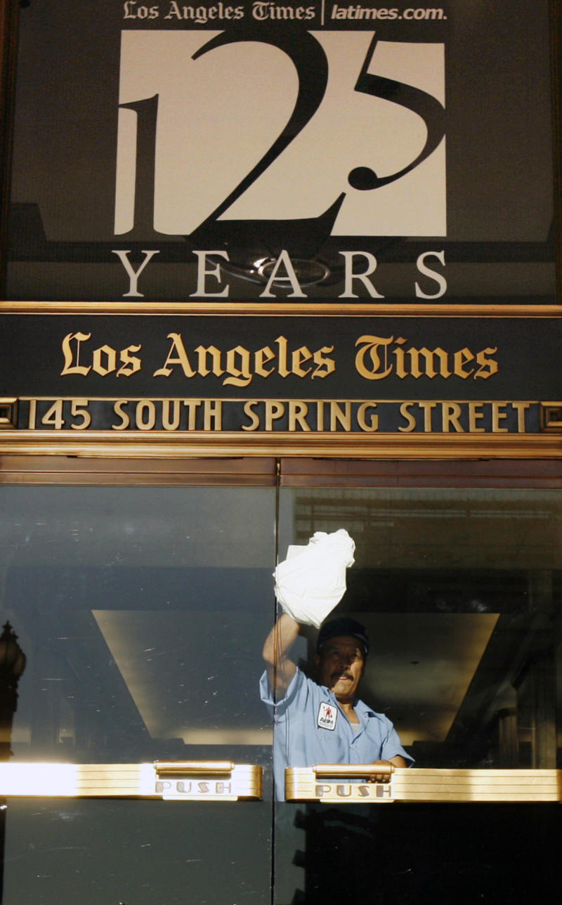 LA Times hack: Security breach or harmless prank?