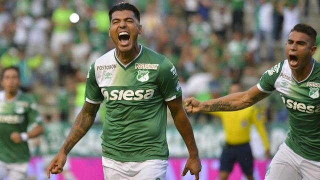 Jefferson Duque Deportivo Cali 2017