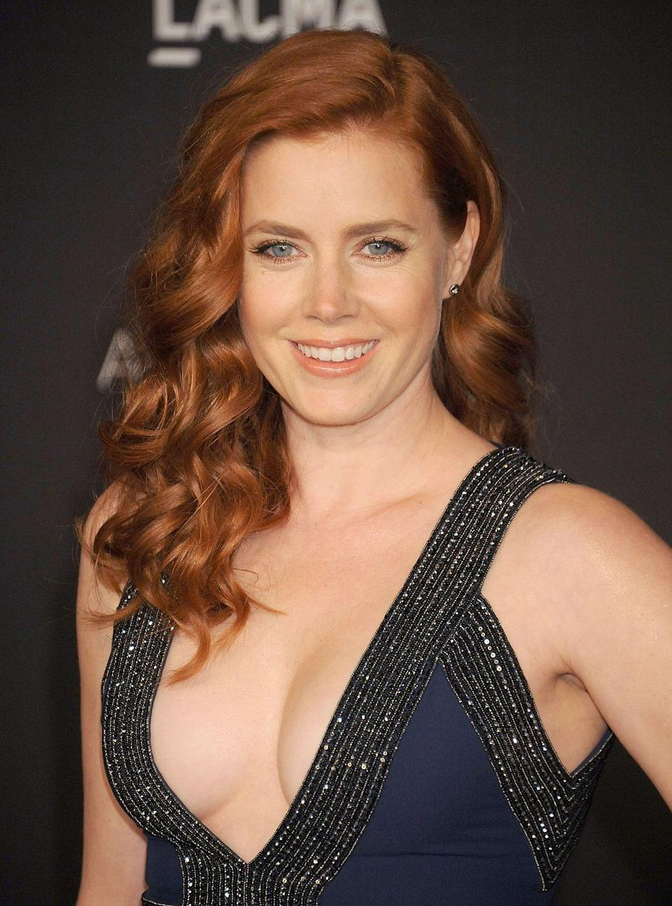 "<p>Before she was being nominated for awards, Amy Adams was one of the many celebrities who got their start as Hooters girls. ""It was a great job out of high school,"" she told <em>Entertainment Tonight</em>, <em><a href=""https://www.dailymail.co.uk/tvshowbiz/article-2907062/Amy-Adams-reveals-used-curves-Hooters-waitress.html"" rel=""nofollow noopener"" target=""_blank"" data-ylk=""slk:The Daily Mail"" class=""link rapid-noclick-resp"">The Daily Mail</a></em> reports. ""I was a hostess at first and then I waited tables for a while and it was a great way to earn money for a car.""</p>"