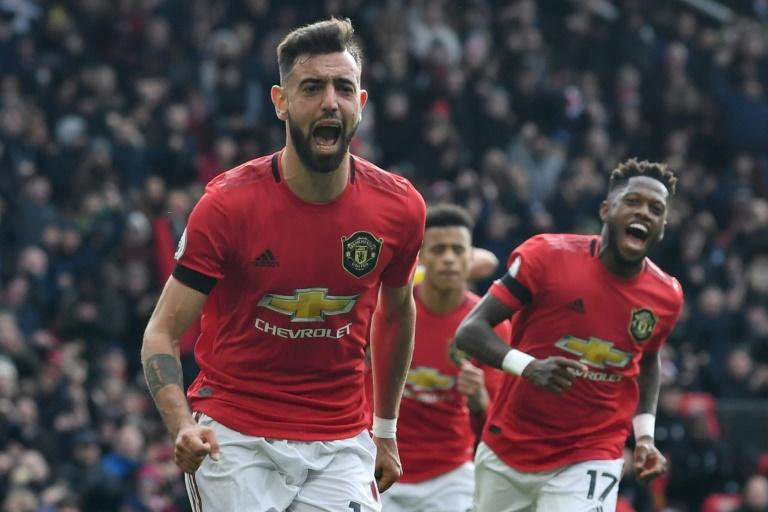 Bruno Fernandes has made a major impact at Manchester United since joining last month (AFP Photo/Paul ELLIS)