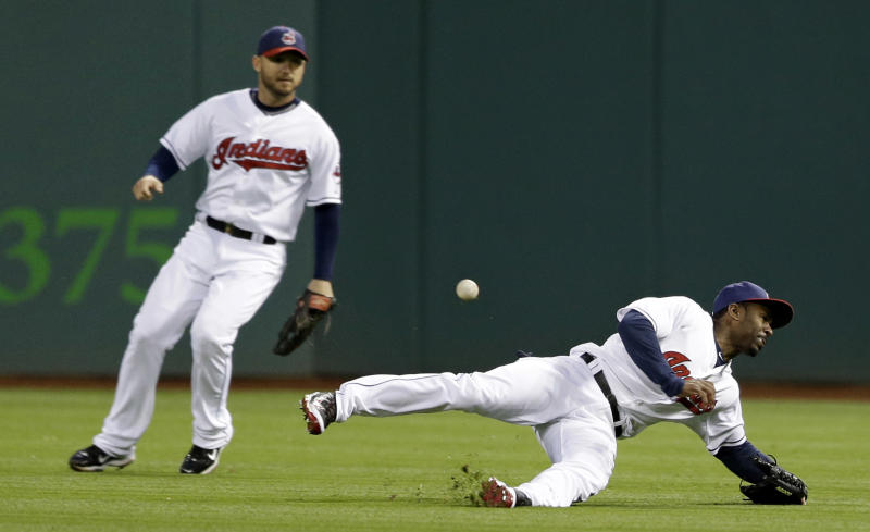 Indians put DH Giambi on DL, CF Bourn still out
