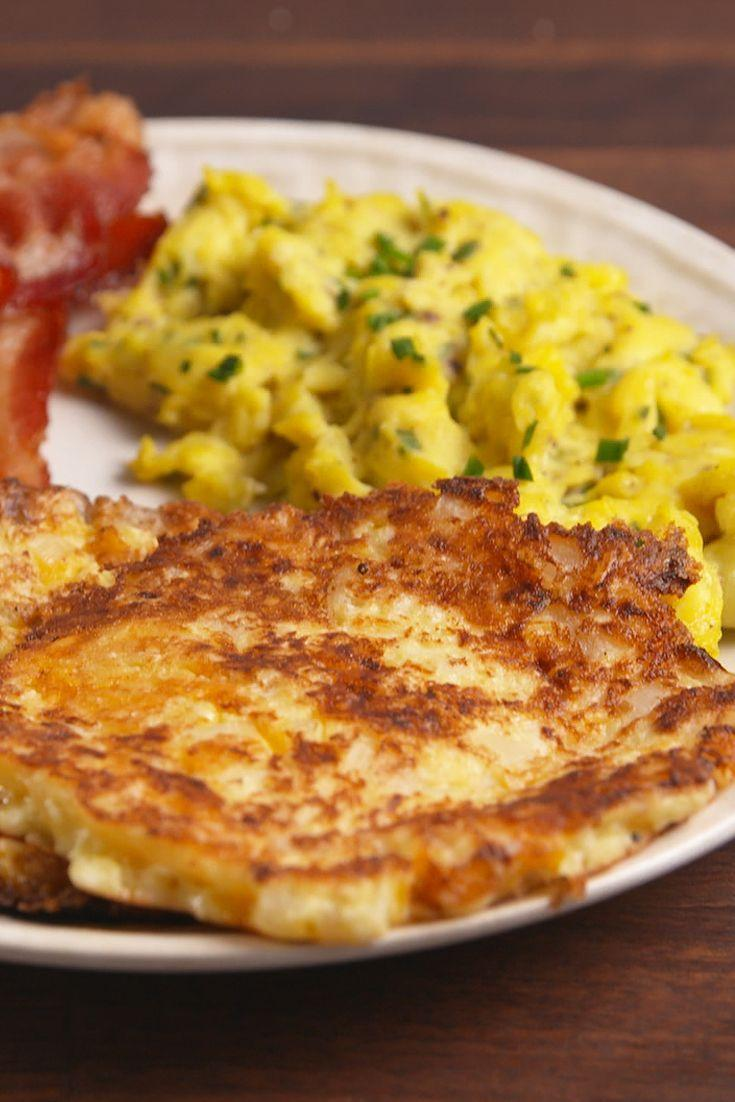 "<p>Hash browns get the cauli makeover!</p><p>Get the recipe from <a href=""https://www.delish.com/cooking/recipe-ideas/recipes/a52085/cauliflower-hash-browns-recipes/"" rel=""nofollow noopener"" target=""_blank"" data-ylk=""slk:Delish"" class=""link rapid-noclick-resp"">Delish</a>.</p>"