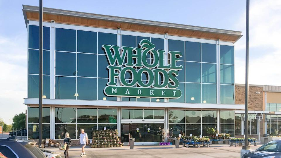 Whole Foods market in Irving Texas