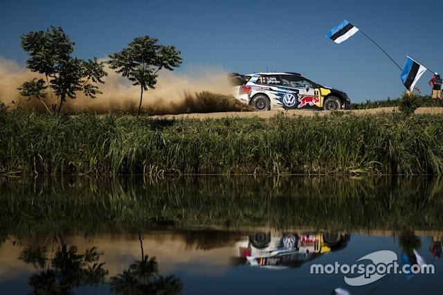 "17. Rally de Polonia 2015: 121,41 km/h <span class=""copyright"">Red Bull Content Pool</span>"