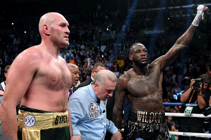 Tyson Fury could fight Kubrat Pulev later this year before Deontay Wilder rematch in 2020