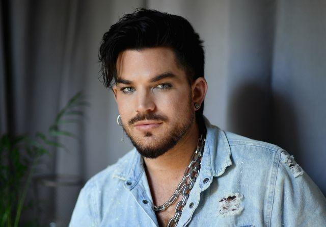 Queen frontman Adam Lambert bares glam authenticity