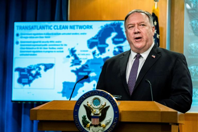 Pompeo plays down North Korea ICBM risk