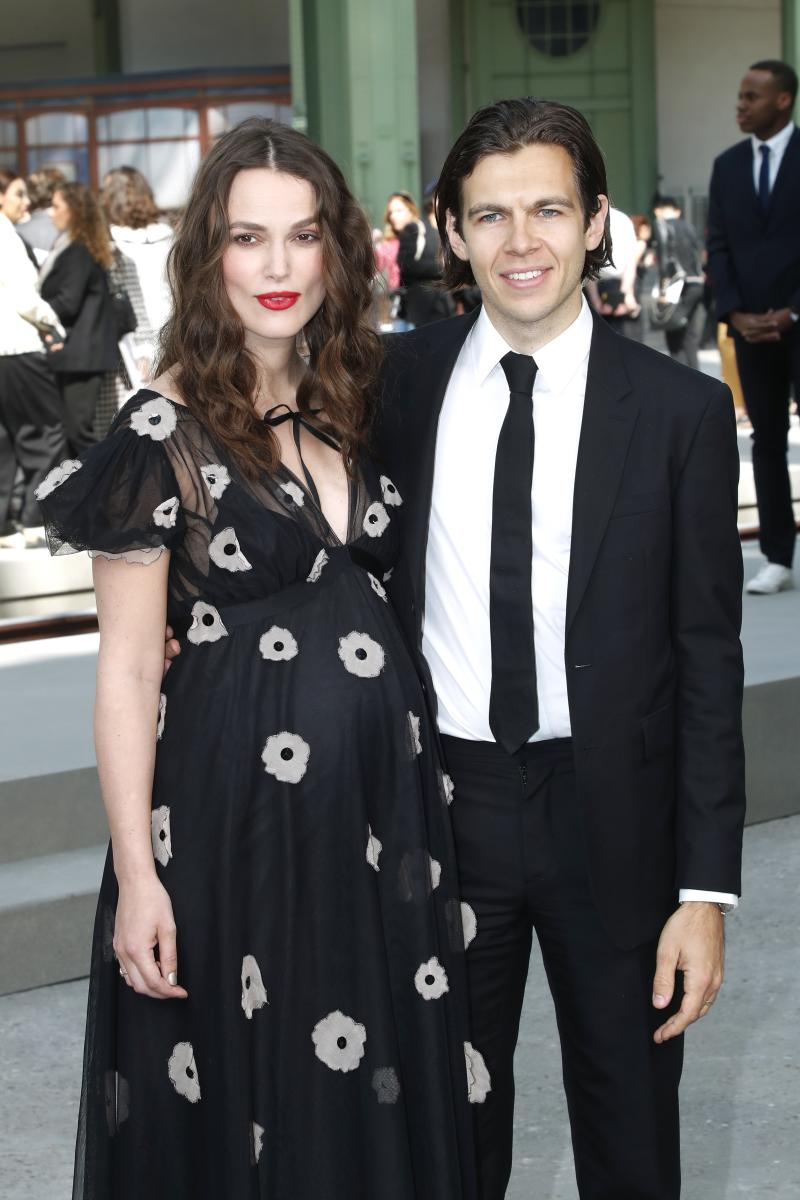 Keira Knightley Is Pregnant with Her Second Child