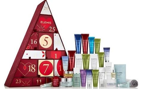 Elemis 25 Days of Beauty Advent Calendar - Credit: Elemis