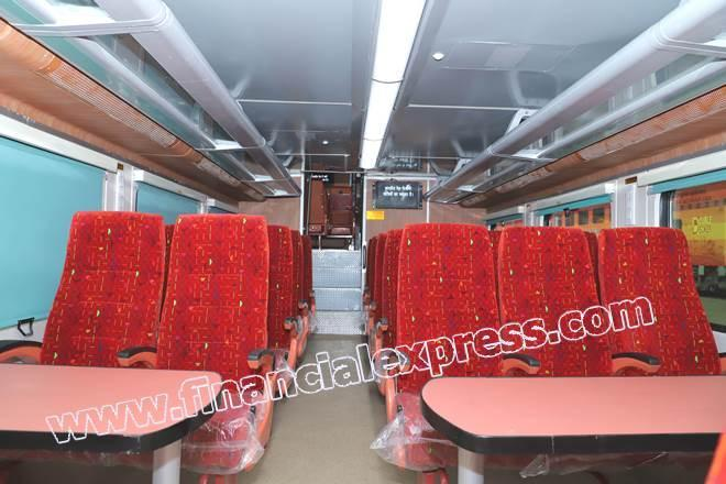 New trains 2019: Second UDAY Express ready
