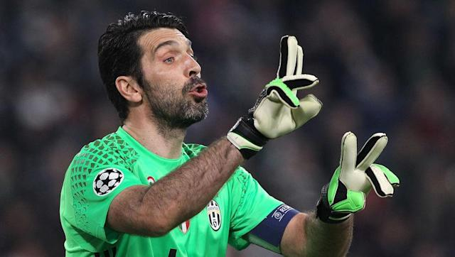 <p><strong>Juventus have the best defence in the Champions League this season</strong></p> <br><p>Who said Gianluigi Buffon was too old? Not only is the 39-year-old keeper still one of the best in the world, but he's backed by one of the best defences in European football. </p> <br><p>Of the 8 games they played in the Champions League so far, Juventus managed to keep clean sheets six times, only conceding two goals (one from Lyon, one from Sevilla), which is the lowest total of the Champions League this season.</p>