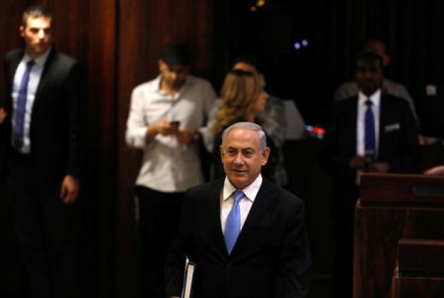 Netanyahu signals Israel will act with free hand in Syria
