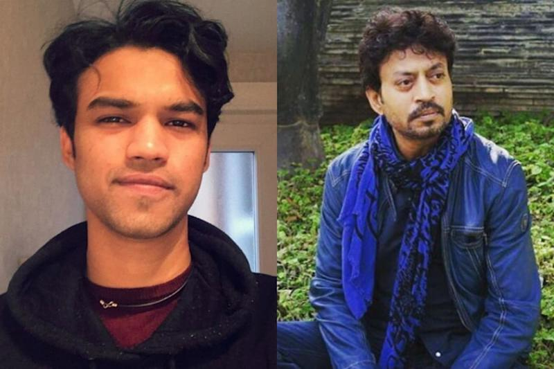 Irrfan's son Babil Khan Shares Pics of Actor's Room Where He Did Most of His Work
