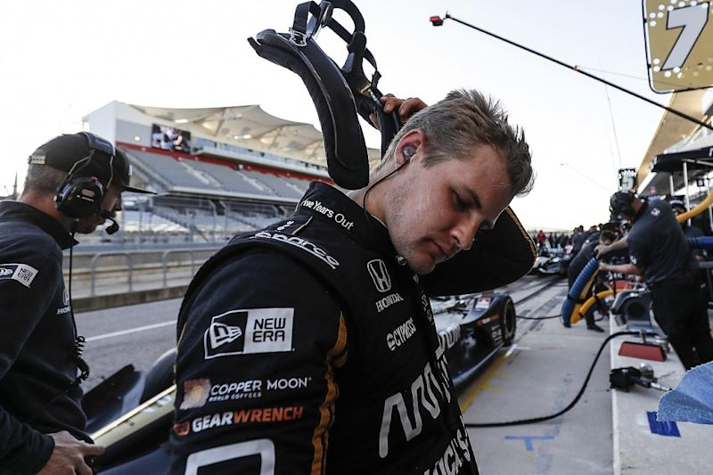Ericsson's Austin F1 experience helped Indy team