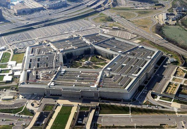 PHOTO: This file photo taken on Dec. 26, 2011, shows the Pentagon building in Washington, D.C. (AFP via Getty Images)