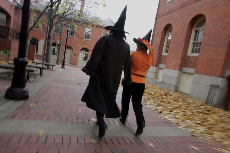 A Canadian woman has been charged with pretending to be a witch. (Photo: Joe Raedle/Getty Images)