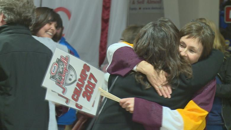 O'Leary getting face-lift for face-off on Hockeyville