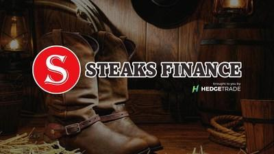 Steaks Finance by HedgeTrade (CNW Group/HedgeTrade)