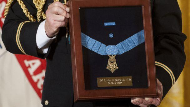 GTY medal of honor sr 140221 16x9 608 Belated Medal of Honor for 24 Soldiers Overlooked Due to Race