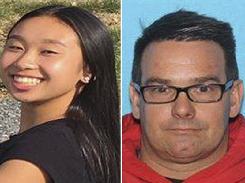 Missing Teen with 45-year-old man