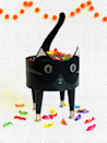 "<p>There's nothing unlucky about this black cat DIY candy bowl, especially once you fill it with an assortment of sweet treats. </p><p><em><a href=""https://projectkid.com/black-cat-candy-bowl/"" rel=""nofollow noopener"" target=""_blank"" data-ylk=""slk:Get the tutorial at Project Kid »"" class=""link rapid-noclick-resp"">Get the tutorial at Project Kid »</a></em> </p>"