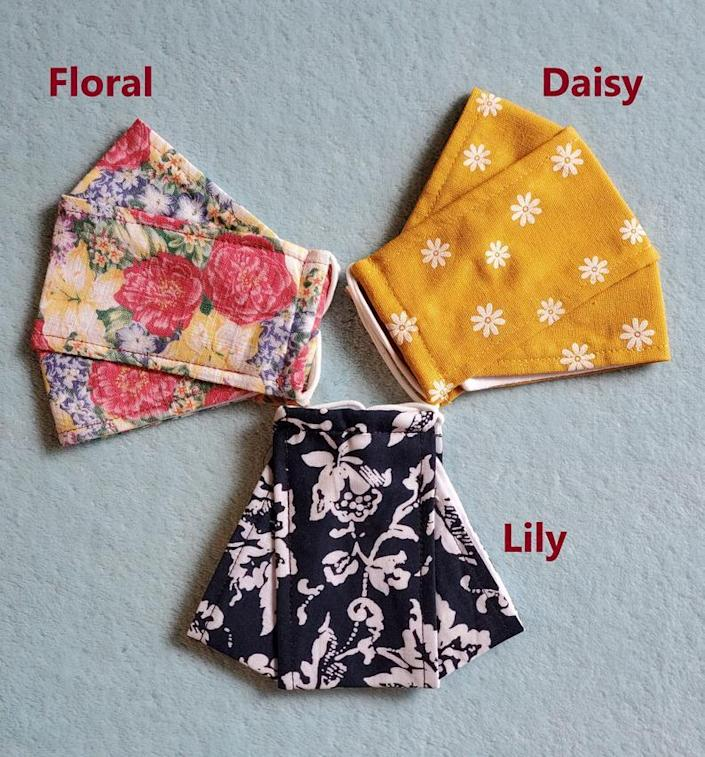 """<h2>CONICOMasks Face mask</h2><br>These cutesy little masks are not only aesthetically pleasing — they're made from organic Japanese cotton with a double-layer silhouette, ideal for eyeglass wearers. <br><br><em><strong><a href=""""https://www.etsy.com/shop/CONICOMasks"""" rel=""""nofollow noopener"""" target=""""_blank"""" data-ylk=""""slk:Shop Etsy"""" class=""""link rapid-noclick-resp"""">Shop Etsy</a></strong></em><br><br><strong>CONICOMasks</strong> Face mask for Glasses wearers, $, available at <a href=""""https://go.skimresources.com/?id=30283X879131&url=https%3A%2F%2Fwww.etsy.com%2Flisting%2F815966950%2Fbest-face-mask-for-glasses-wearers-anti%3Futm_custom1%3Drefinery29.com%26awc%3D6939_1611346821_c4879b29827c9b04c4a6ca22ab1f2c20%26utm_source%3Daffiliate_window%26utm_medium%3Daffiliate%26utm_campaign%3Dca_location_buyer%26utm_content%3D78888%26utm_term%3D139715"""" rel=""""nofollow noopener"""" target=""""_blank"""" data-ylk=""""slk:Etsy"""" class=""""link rapid-noclick-resp"""">Etsy</a>"""