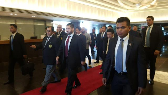 Tunku Ismail Sultan Ibrahim's leadership of FAM receives the praise of AFC president Shaikh Salman Ebrahim Al Khalifa.
