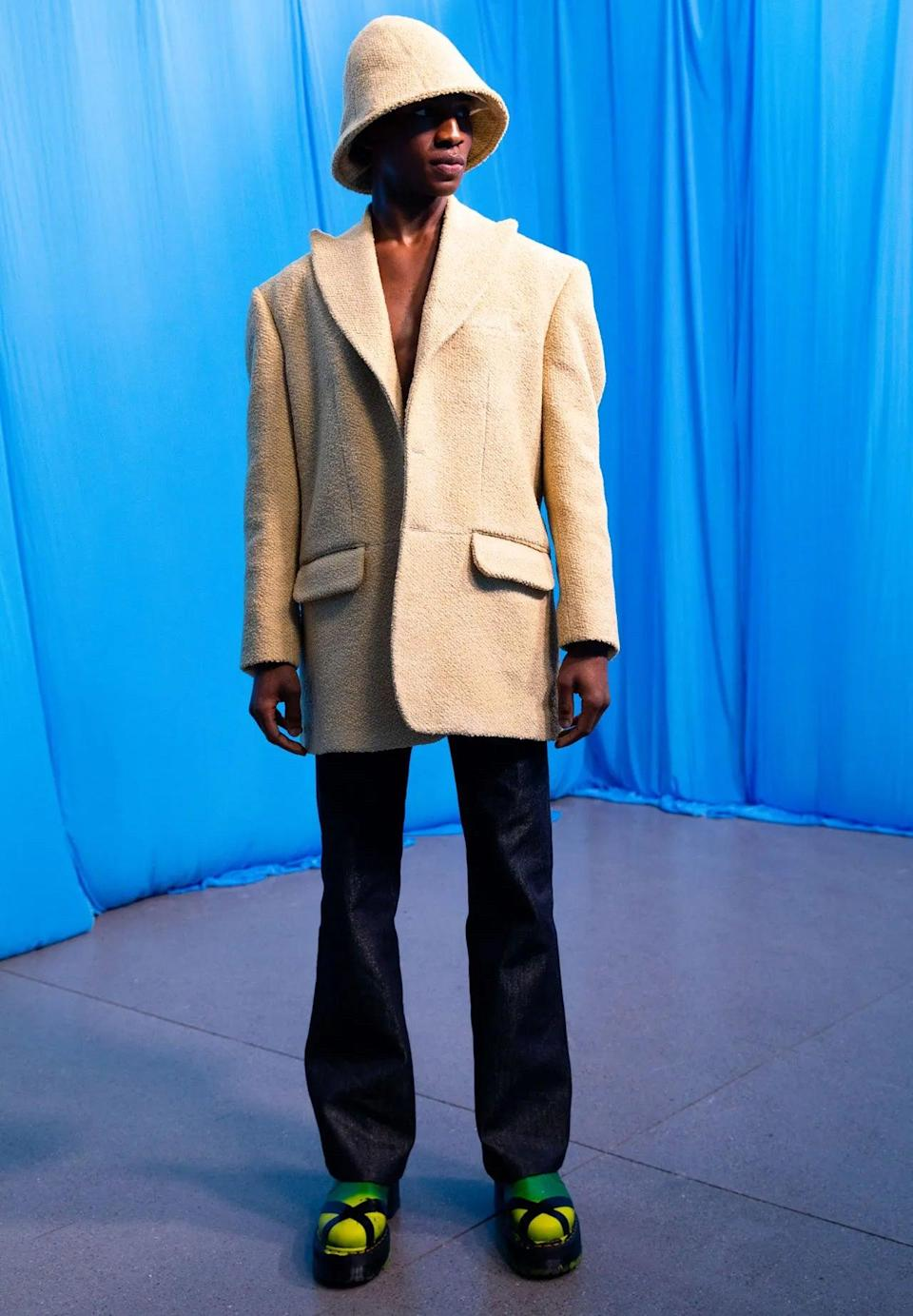 """<strong><h2>Theophilio</h2></strong>Edvin Thompson's Theophilo carries his Jamaican DNA throughout the line. Named after the designer's middle name, the brand is full of vibrant mesh and leather pieces. The Brooklyn-based designer is also a 2021 CFDA/Fashion Fund winner.<br><br><em>Shop <a href=""""https://theophilio.com/"""" rel=""""nofollow noopener"""" target=""""_blank"""" data-ylk=""""slk:Theophilio"""" class=""""link rapid-noclick-resp"""">Theophilio</a></em><br>"""