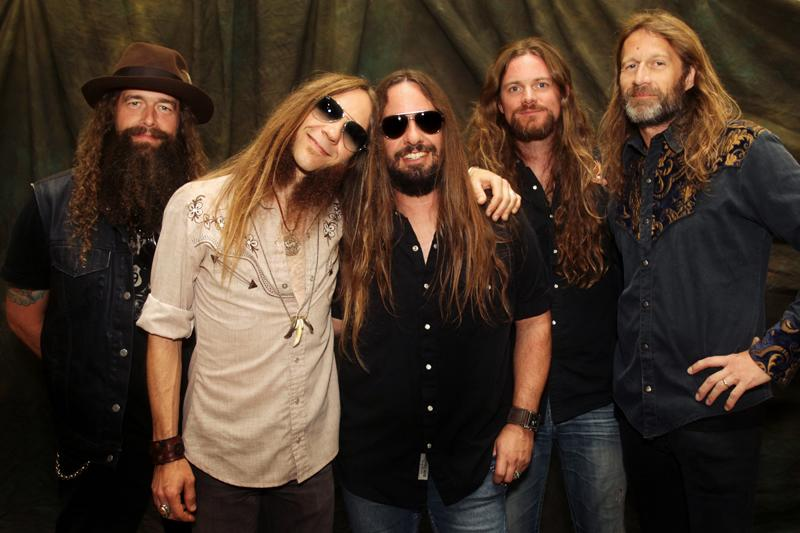 Blackberry Smoke Live from the Ram Country Studio Los Angeles, CA
