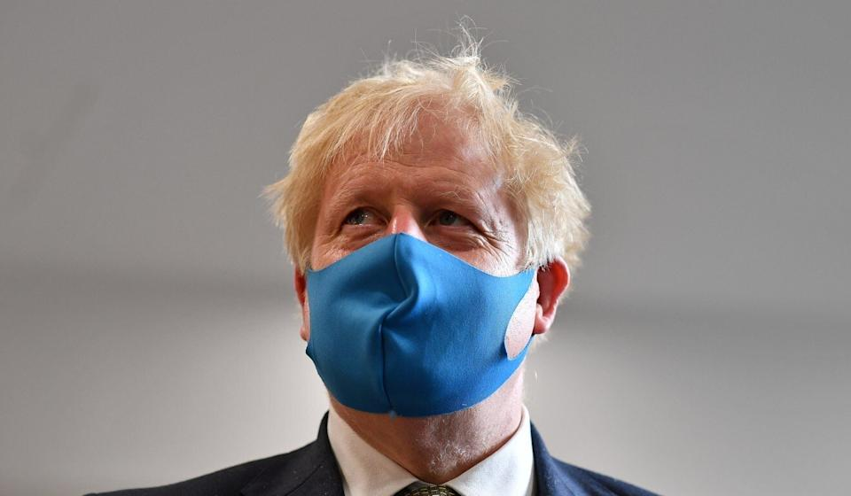 Britain's Prime Minister Boris Johnson has reversed his earlier green light for Huawei. Photo: Reuters