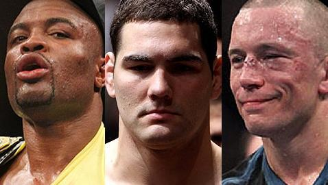 Chris Weidman is Sorry, Sorry That He is Going to Derail Anderson Silva