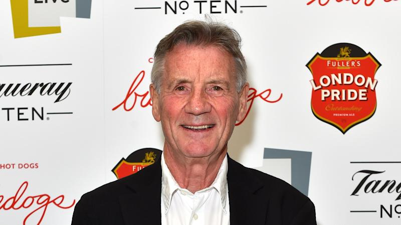 Michael Palin to collect knighthood at Buckingham Palace ceremony
