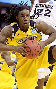 Jae Crowder and Marquette will look to build on a strong tournament showing