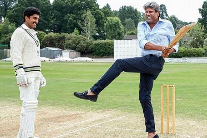 Ranveer Singh, Kapil Dev, 83 film, Instagram, 1983 cricket world cup, cricket, Natraj shot, Kapil Dev birthday