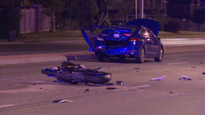 Motorcyclist killed after hit and run in Scarborough, police say
