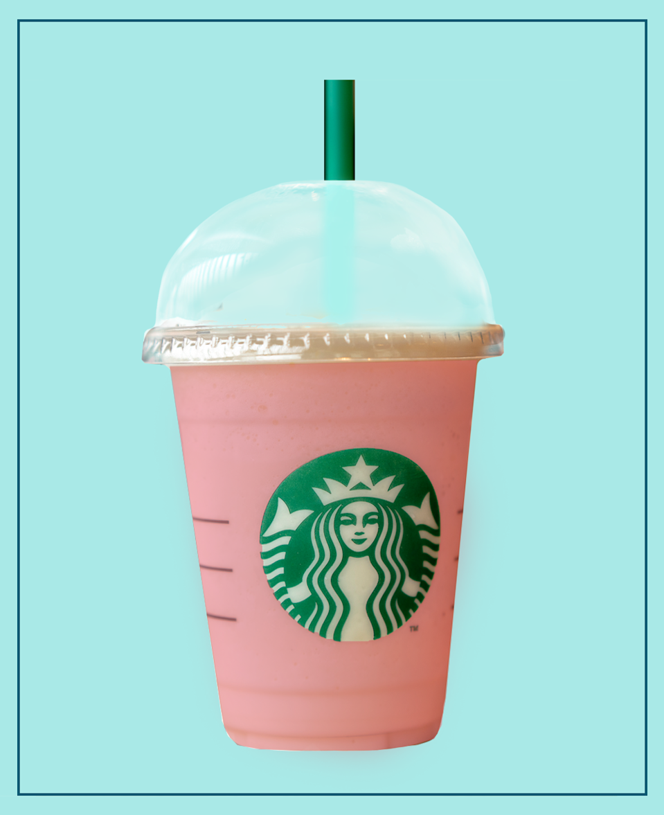 <p>Did someone say raspberry mojito? Count. Us. In. </p><p><strong>What should I ask for? </strong>Green Tea Lemonade with 1 pump Peppermint, 2 pumps Raspberry and a Cream Base.</p>