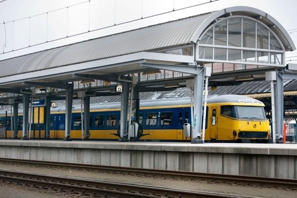 Dutch trains replace on-board toilets with 'plastic pee bags'