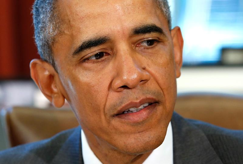 US President Barack Obama believes the historic deal will ensure Iran does not obtain the nuclear bomb (AFP Photo/Yuri Gripas)