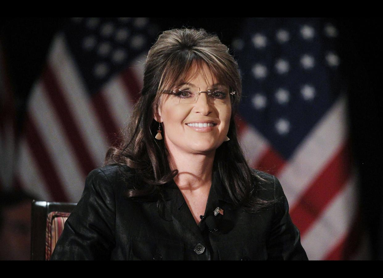 """Widely panned on """"Saturday Night Live"""" and elsewhere for her inexperience with foreign relations, Palin has said that the U.S. has a """"task from God"""" to spread democracy to the Arab world, and that Iraq forms the """"central front"""" in the war against terrorism. She has said she wants to <a href=""""http://www.cbsnews.com/stories/2008/09/25/eveningnews/main4479062.shtml"""" rel=""""nofollow noopener"""" target=""""_blank"""" data-ylk=""""slk:establish"""" class=""""link rapid-noclick-resp"""">establish</a> more friendly relations with Israel, saying, """"Israel has got to have the opportunity and the ability to protect itself. They are our closest ally in the Mideast. We need them. They need us. And we shouldn't second guess their efforts."""""""