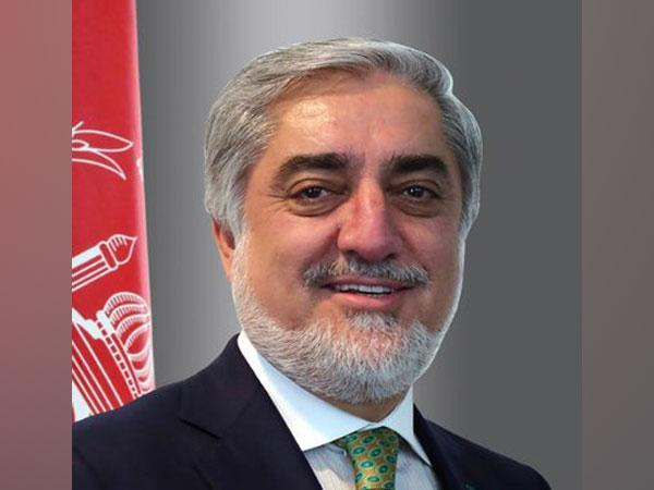 Former head of the Afghan High Council for National Reconciliation Abdullah Abdullah.