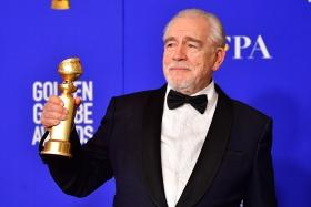 From Brian Cox to The Crown's Olivia Colman, here's the complete list of 77th Golden Globe winners