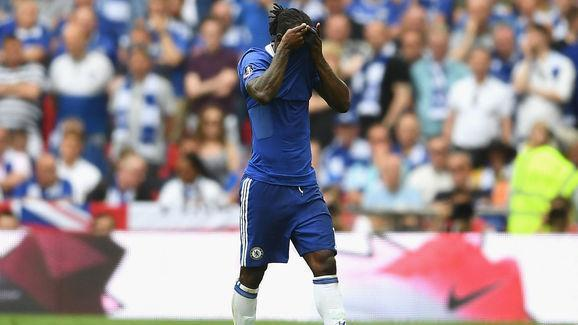 Victor Moses certainly didn't cover himself in glory during Saturday's FA Cup final, earning himself a silly red card for diving, but it was his actions upon leaving the pitch that left Twitter users furious. The Nigerian full-back was dismissed with a second yellow card for diving in the 68th minute, putting already frustrated Chelsea fans into an even worse mood on the social media site.  But instead of leaving the pitch and keep his emotions in check, Moses was shown inexplicably throwing...
