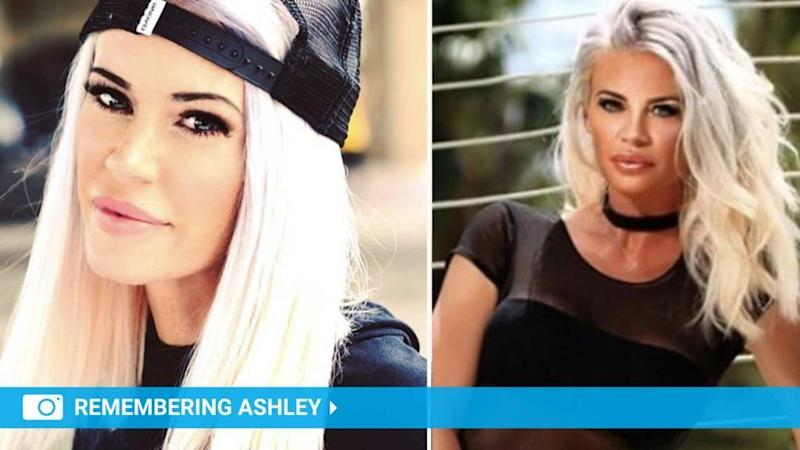 Ashley Massaro photos