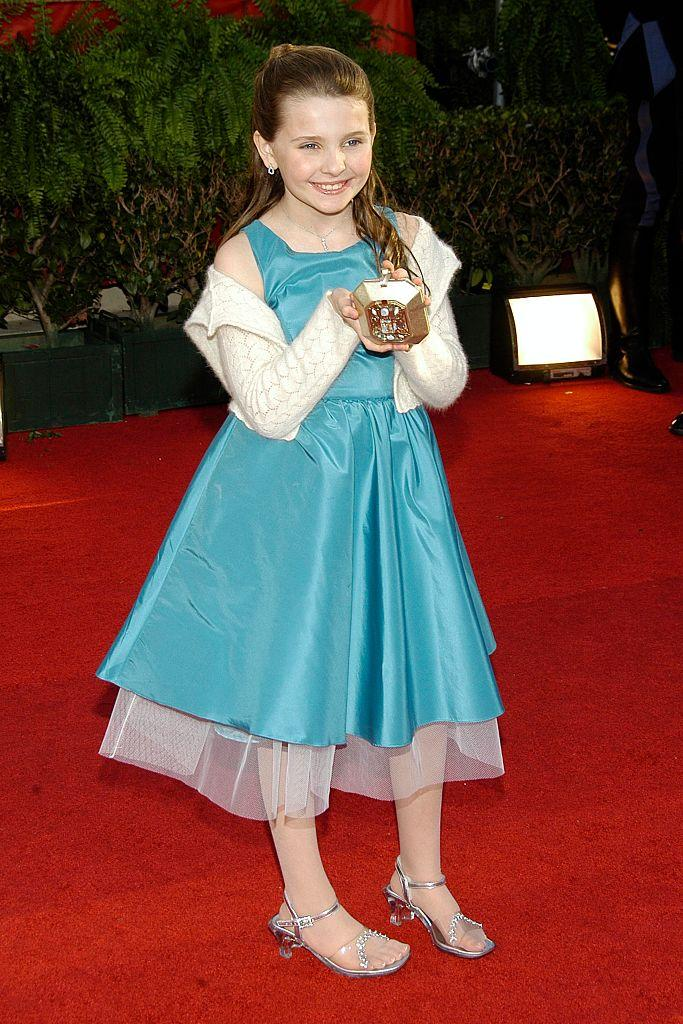 Abigail Breslin (Photo: Getty Images)